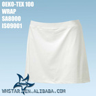 wholesale tennis apparel tennis short skirt