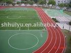 Plastic Coating Sports Court