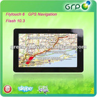 Flytouch 6 10 inch Tablet pc 4GB/8GB/16GB HDD Android 2.3 VC882 A8 ARM11 512MB Support Skype Video Call