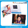 "2.4""/2.8""/7"" LCD video mailer for advertising"