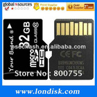 Original high speed micro sd card 32gb c10 ,made in korea