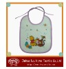 baby cotton terry bib