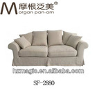 Classic french style linen fabric sofa SF-2880