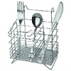 Metal or stainless steel chopsticks stand,kinves and forks stand/holder