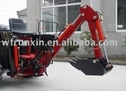 Backhoe for tractor