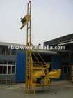 JZC350-DHL concrete mixer machine with lift