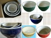 Hot selling Stock Glazed Stoneware bowl with lowest price