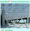 High strength galvanized steel roof