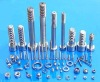 Hastelloy bolts(C276,C4,C22,C2000,B2)