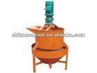 Double deck cement mortar mixer