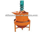 Double deck cement mortar mixer