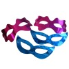 shining cool paper cheap party masks
