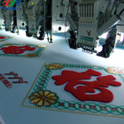 YL-TE-A622/300(400)-800 Mixed towel Embroidery Machine