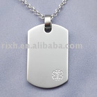 titanium dog tags engraved