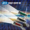 mini aluminium 5 led torch HSO-0011-01