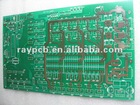 gold finger 10 Layer PCB multilayer printed circuit board design fabrication