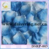 silk fake flower petal for wedding 40 colors available
