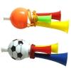football horn- Triphone/plastic football fans horn