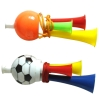 football horn- Triphone/plastic football fans horn