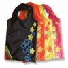 190T Polyester Jute shopping bag