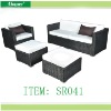 SR041 Rattan sofa