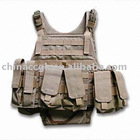 military backpack molle tactical vest