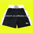 Professional custome design thai boxing shorts with embroidery