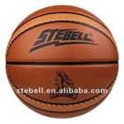 7# PU Laminated Basketball Stebell 9B7-401-1
