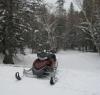 children's Snow Scooter, children's Snowmobile, children's Snow board 1