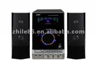 Zhile 2.1ch professional home speaker system with 5.25'' subwoofer