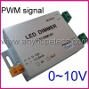 Best sale ! New 230v led dimmer, 0~10V PWM signal 18A per channel with CE RoHS