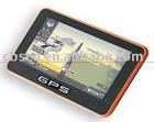vehicle GPS navigation system