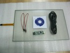"15"" 5 wire resistive touch screen"