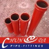 Concrete pump reducer pipe ( DN150-125 ) for PM,JUNJIN,Schwing,Sany