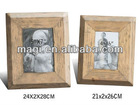 Antique Wood Couple Picture Frames for Home Decor