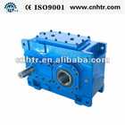 Heavy duty transmission helical gear box
