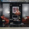 eco friendly 3d interior decorative wall panel