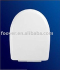 Plastic Toilet Seat cover non slow down
