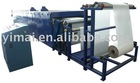 Dip glue and drying machine