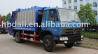 Dongfeng 153 compression garbage truck