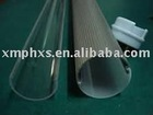 Transparent PC tube/pipe/hose for LED lights