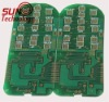 PCB LED with HASL