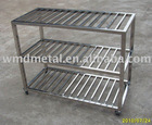 GC02 stainless steel table, rack, outdoor funiture