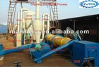 Sawdust dryer (wood chips dryer)