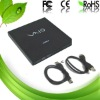 External slim Optical Drive USB DVD RW FOR LAPTOP