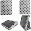 PU Leather Case for the new ipad with porky dots
