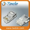 (8p8c,6p6c,6p4c,4p4c,4p2c) rj45 female connector