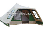 Canvas tent 4 persons cotton tent