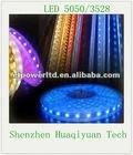 5050 100m/roll led strip light 12v Architectural decoration lights,