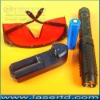 rechargeable 300--500mW 532nm green laser flashlight TD-GP-119B